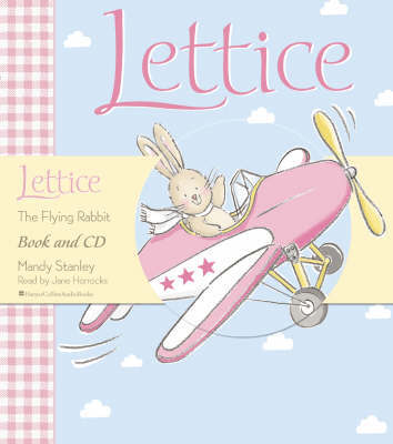 Lettice The Flying Rabbit: Complete & Unabridged by Mandy Stanley image