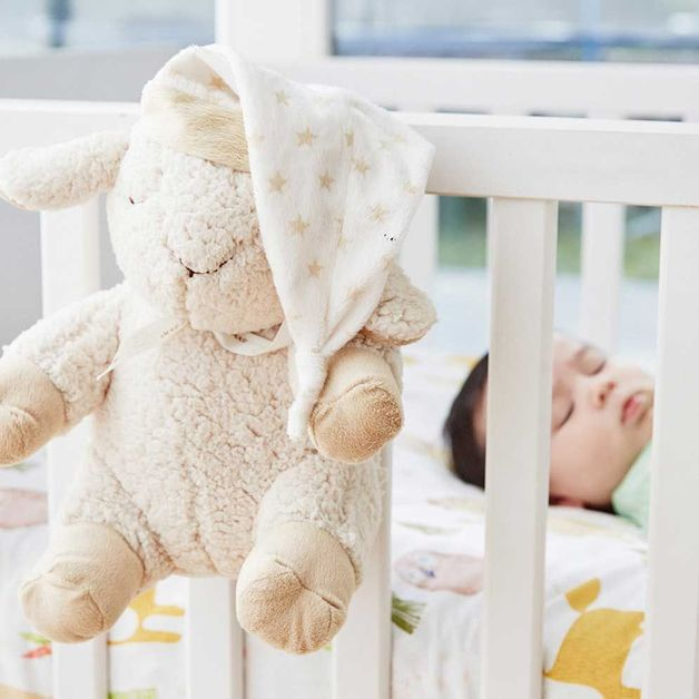 Cloud B Sleep Sheep Smart Sensor Sound Soother