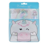 The Creme Shop Glow Up Skin Sheet Mask (Unicorn Rainbow)