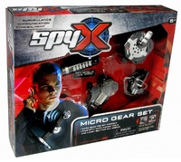 SpyX - Spy Micro Gear Set