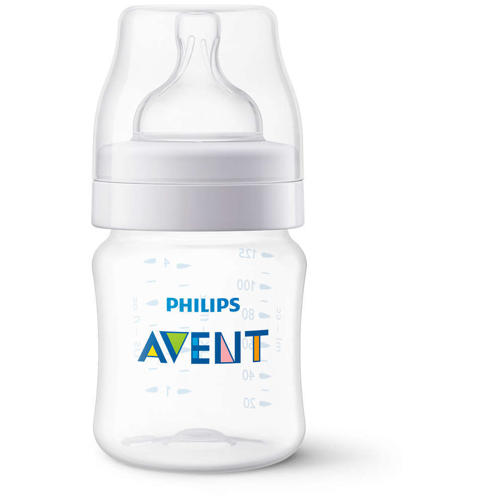 Philips Avent Anti-Colic Bottle - 125ml (2 Pack) image