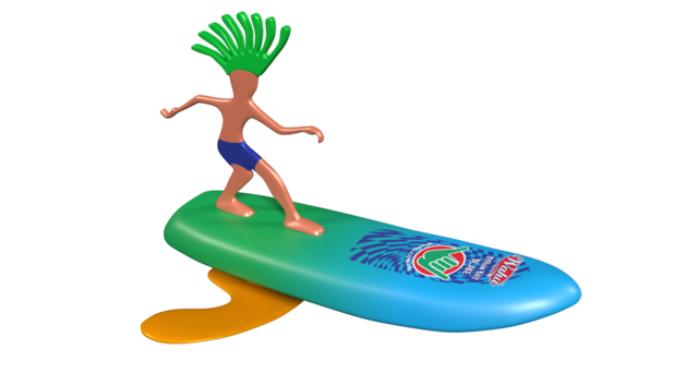 Wahu: Surfer Dudes - Byron Bay Blake