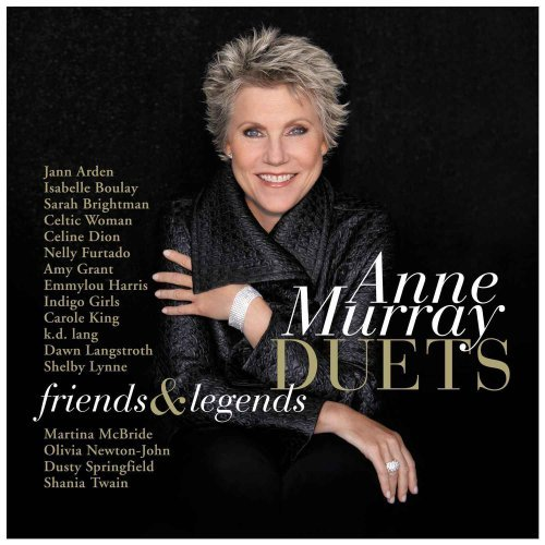 Duets: Friends & Legends by Anne Murray image