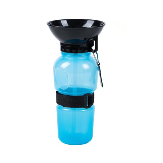 Ape Basics: Portable Pet Dog Water Bottle