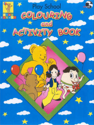 Play School Colouring Activity Bk by Pancake image