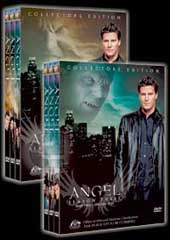 Angel Season 3 Box Set Volume 1 on DVD