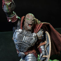 Spawn - Medieval Spawn Resin Statue