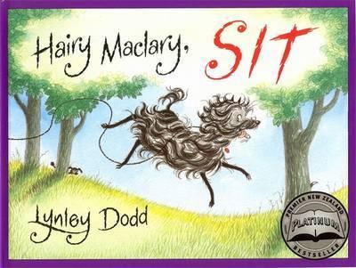 Hairy Maclary, Sit by Lynley Dodd