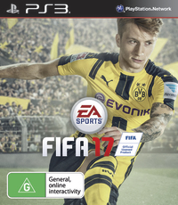 FIFA 17 for PS3