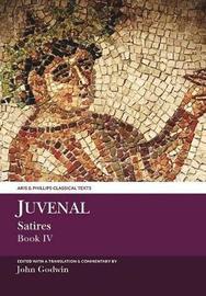 Juvenal Satires IV by John Godwin image