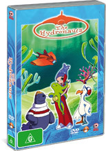 The Hydronauts - Vol. 1 on DVD