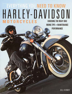 Harley-Davidson Motorcycles by Bill Stermer image