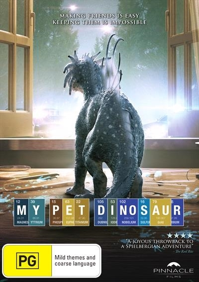 My Pet Dinosaur on DVD image