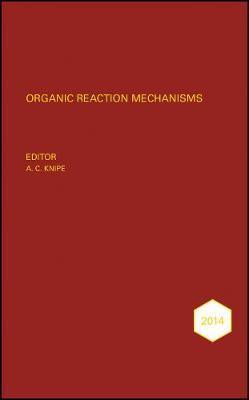 Organic Reaction Mechanisms 2014 image