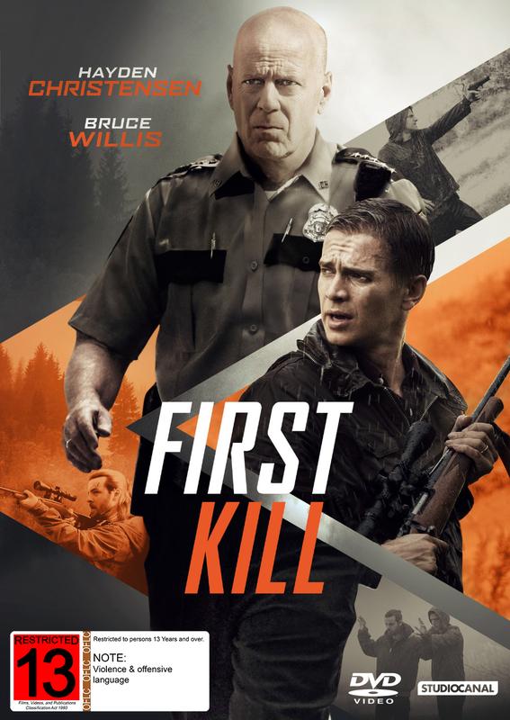 First Kill on DVD