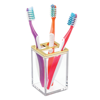 Clarity Toothbrush Holder