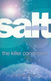 Salt Matters by Trevor Beard image