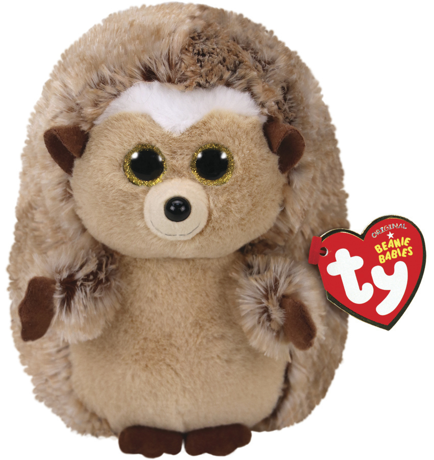 Ty Beanie Babies  Ida Hedgehog - Medium Plush image 7d42e5700f60