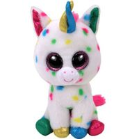 Ty Beanie Boo: Harmonie Unicorn - Large Plush