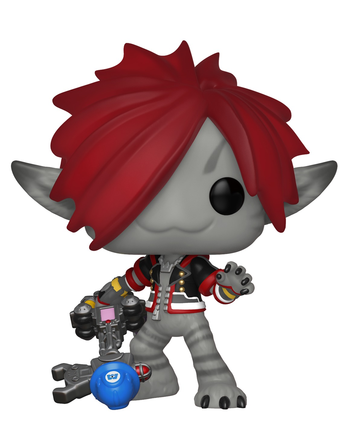 Kingdom Hearts III - Sora (Monster's Inc.) Pop! Vinyl Figure image