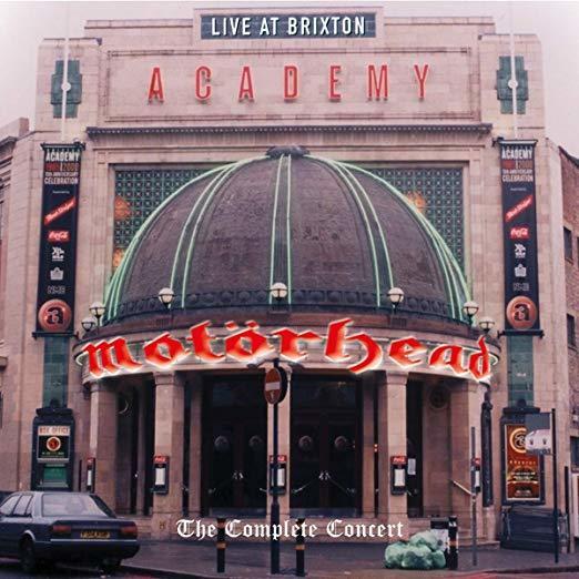 Live At Brixton Academy by Motorhead