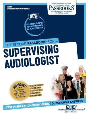 Supervising Audiologist by National Learning Corporation