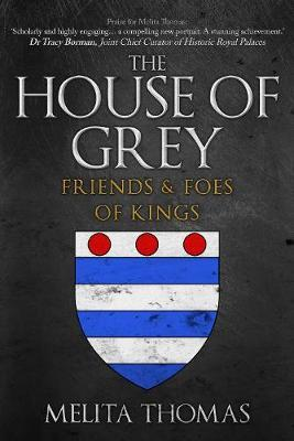 The House of Grey by Melita Thomas