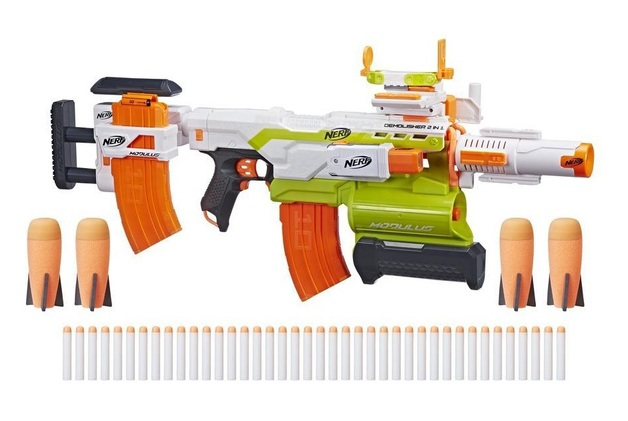 Nerf: N-Strike Modulus - Ultimate Customizer Pack