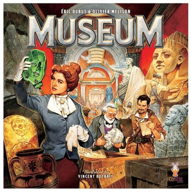 Museum - Board Game