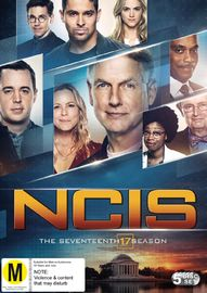 NCIS - Season 17 on DVD