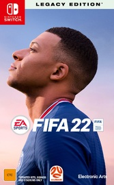 FIFA 22 Legacy Edition for Switch