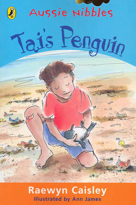 Tai's Penguin by Raewyn Caisley image