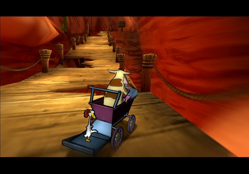Cartoon Network Racing for PlayStation 2 image