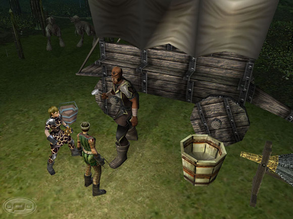 Dungeon Siege: Legends of Aranna for PC image