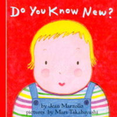 Do You Know New by Jean Marzello