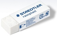 Staedtler 526 B30 Rasoplast Plastic Eraser