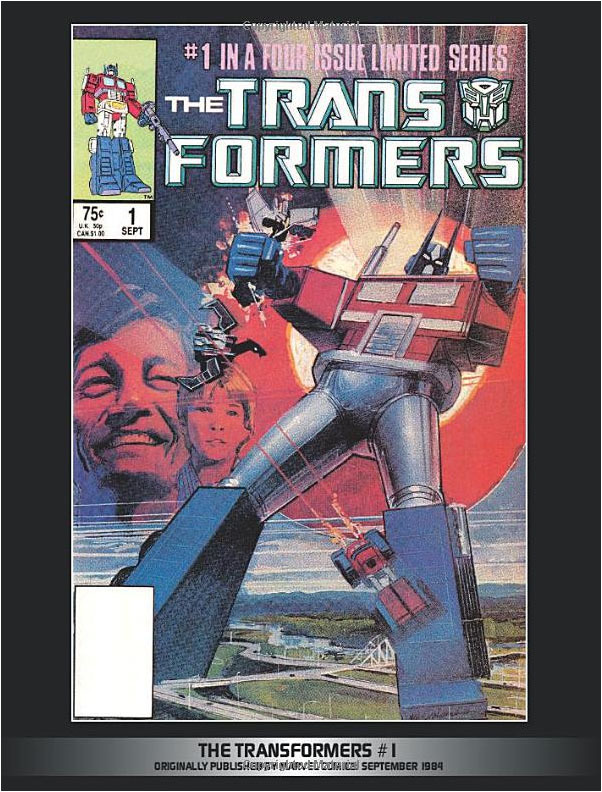 Transformers: 30th Anniversary Collection by Jim Sorenson