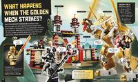 Lego Ninjago: Secret World of the Ninja (with exclusive Minifigure!) by Beth Landis Hester
