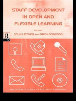 Staff Development in Open and Flexible Education image