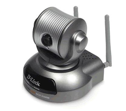 D-Link Securicam Network Wireless Internet Camera DCS-5300W image