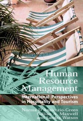 Human Resource Management by Norma D'Annunzio-Green