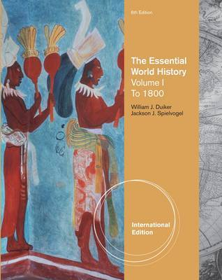 The Essential World History: v. 1 by William J Duiker image