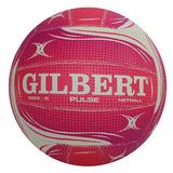 Gilbert Pulse Netball-Pink (Size 5)