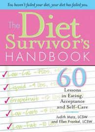 Diet Survivor's Handbook by Judith Matz image