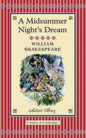 A Midsummer Night's Dream by William Shakespeare image