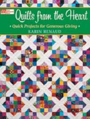 Quilts From the Heart by Karin Renaud image