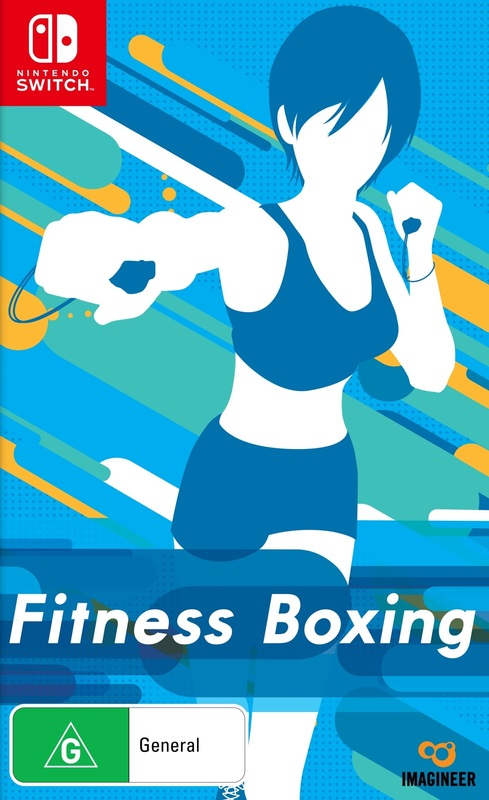 Fitness Boxing for Switch