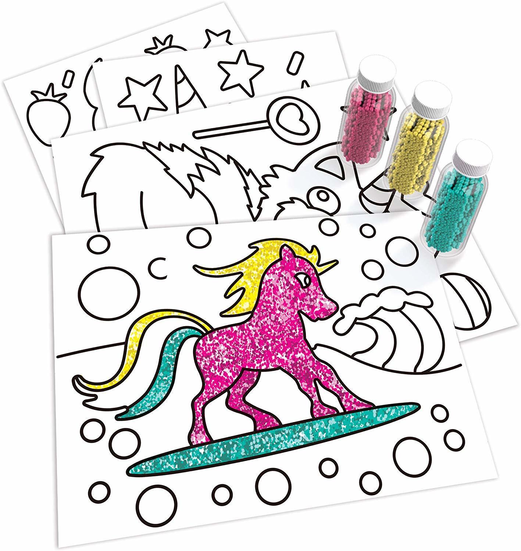 Crayola: Sprinkle Art Activity Kit - Uni-Creatures image