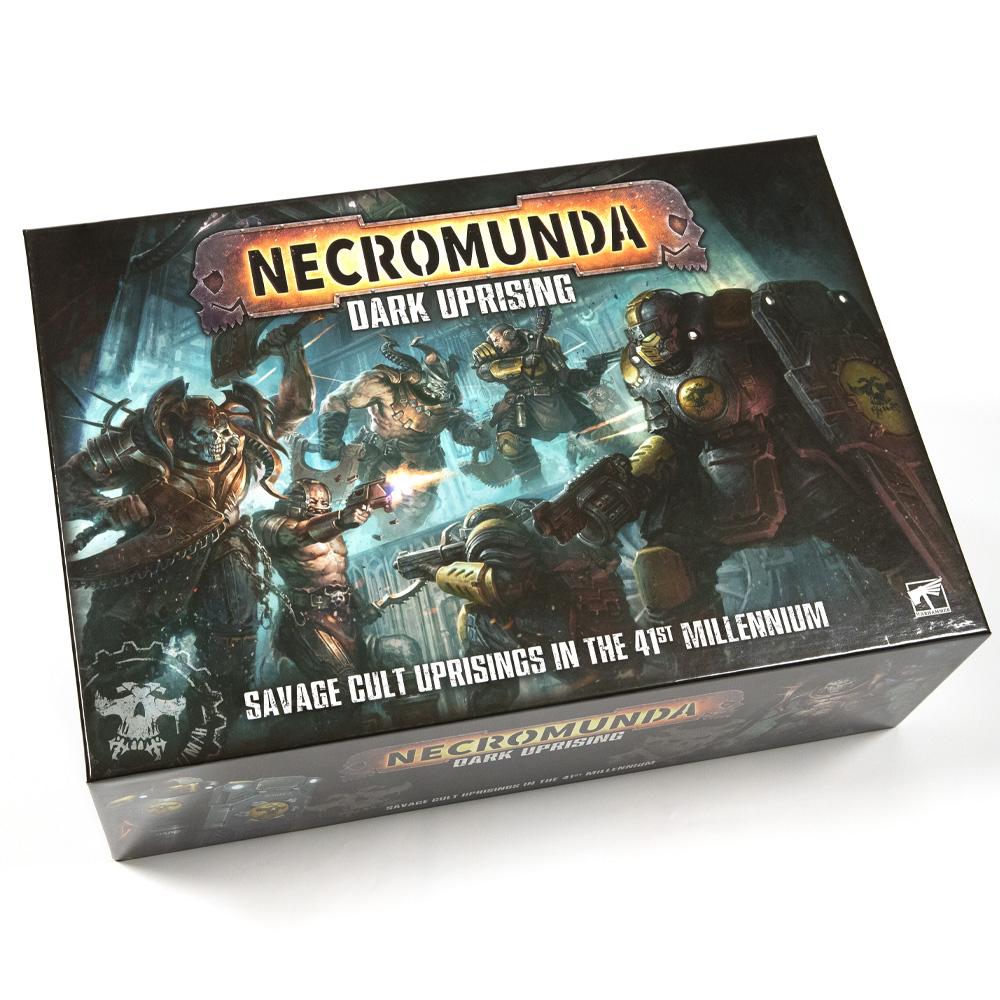 Necromunda: Dark Uprising image