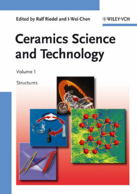 Ceramics Science and Technology image